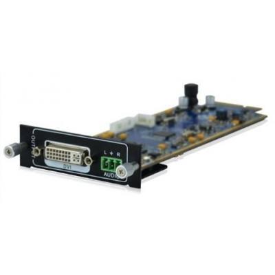 PTN-Electronics FMX-ODV Interfaceadapter - Zwart, Groen, Zilver, Wit