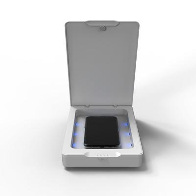 ZAGG InvisibleShield UV Phone Sanitizer Ultraviolette sterilizator - Wit