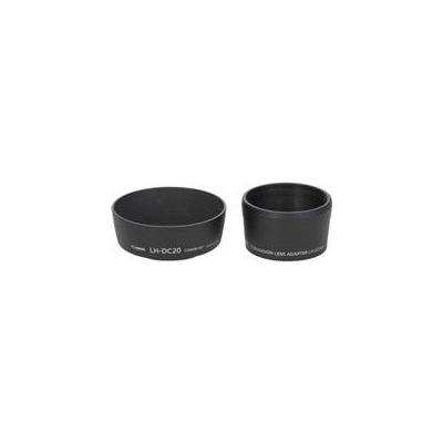 Canon lens adapter: PowerShot LAH-DC20 - Zwart