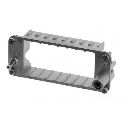 Amphenol Frame for 5-socket modules, Size E16 Multipolaire connector-behuizing - Metallic