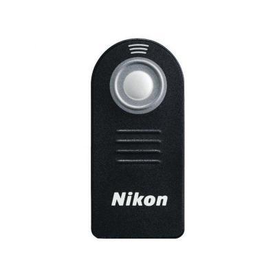 Nikon : Infraroodafstandsbediening ML-L3 - Zwart