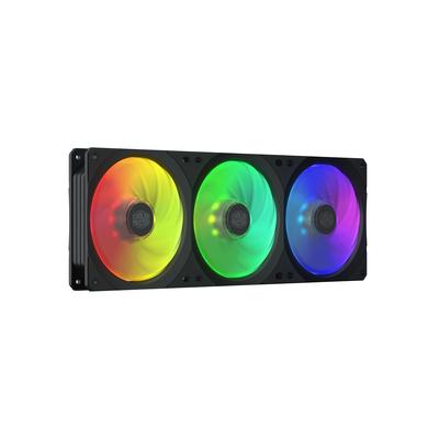 Cooler Master MasterFan SF360R ARGB Hardware koeling - Zwart