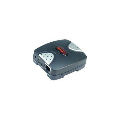 Longshine printer server: Printserver, USB 2.0, RJ-45