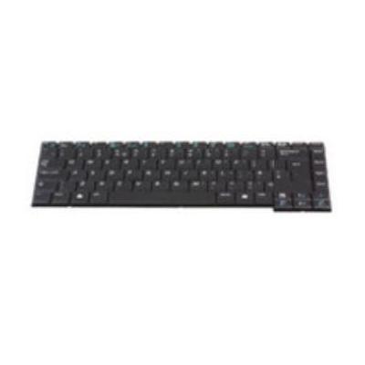 Samsung Keyboard (FRANCE) notebook reserve-onderdeel - Zwart