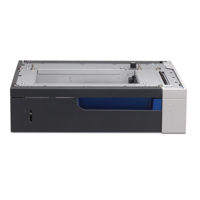 HP LaserJet Color voor 500 vel Papierlade - Zwart,Groen