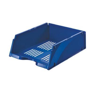 Esselte brievenbak: TRANSIT JUMBO A4 Blue - Blauw