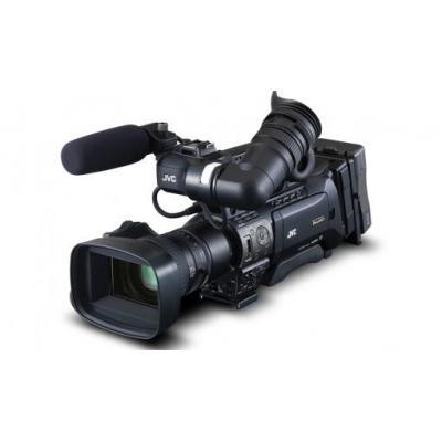 "Jvc digitale videocamera: GY-HM850CHE: CMOS 1920 x 1080, 4.3"" LCD, 0.45"" LCOS, 2xSDHC, 20x - Zwart"