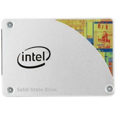 Intel SSD: 530 - Zilver