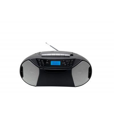 Thomson PLL, FM, CD, MP3, USB CD speler - Zwart