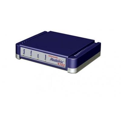 Unify Mediatrix 4102 VoIP adapter