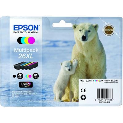 Epson C13T26364010 inktcartridge