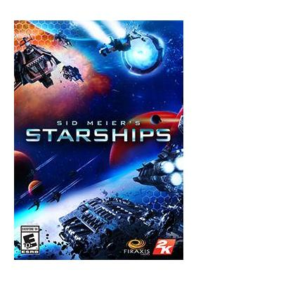 2k game: Sid Meier's Starships