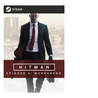 Square enix : HITMAN Episode 3: Marrakesh, PC
