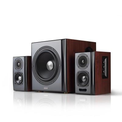 Edifier luidspreker set: 2.1 system, 150 W RMS, 80/85 dB, AUX, Optical, Coaxial, Bluetooth, 312x265x298 mm subwoofer, .....