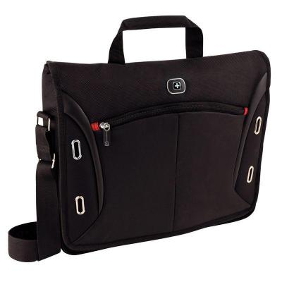 "Wenger/swissgear laptoptas: DEVELOPER 15"" - Zwart"