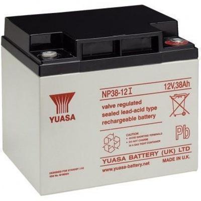 CoreParts MBXLDAD-BA028 UPS batterij - Zwart,Zilver