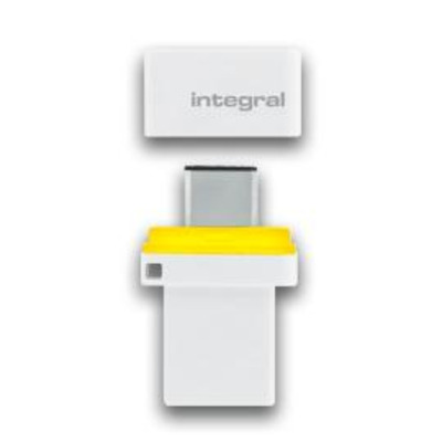 Integral FUSION 3.0 DUAL TYPE-C USB flash drive