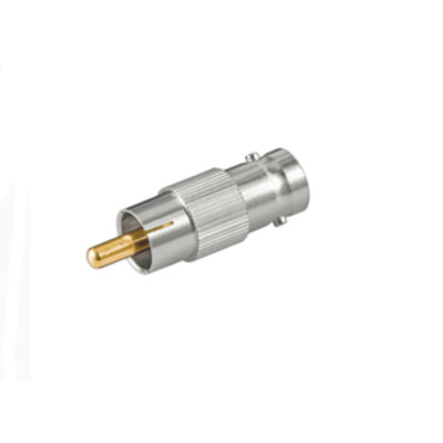 Microconnect RCA - BNC, M/F Kabel adapter - Zilver