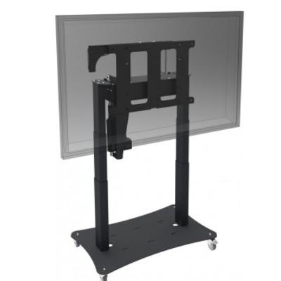 Iiyama Tip & Touch stand (motorized tip function), up to 60kg TV standaard - Zwart