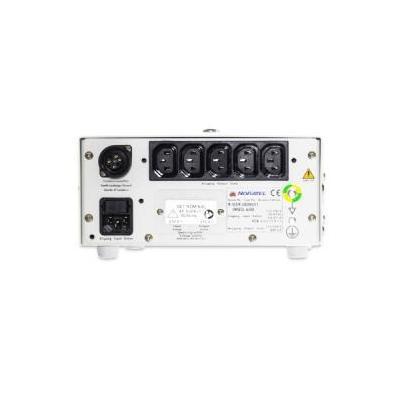 Baaske medical voltagetransformator: Isolation Transformer IMEDi 3rd 600 VA 230/115V - Grijs