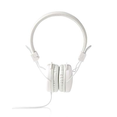Nedis HPWD1100WT Headset - Wit