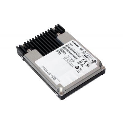 Toshiba SSD: 4TB, SAS-3.0, MLC, 1500/750 MB/s
