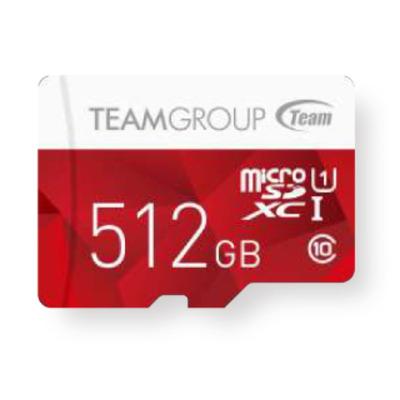 Team Group TCUSDX512GUHS54 flashgeheugen