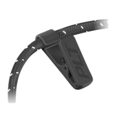 POLY 210197-01 Koptelefoon accessoire - Zwart
