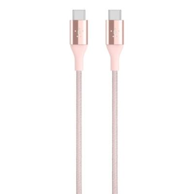 Belkin F2CU050BT04-C00 USB kabel - Roze