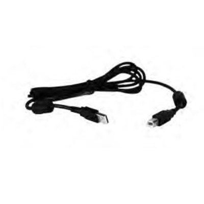 Honeywell USB cable A/B plug, black USB kabel - Zwart