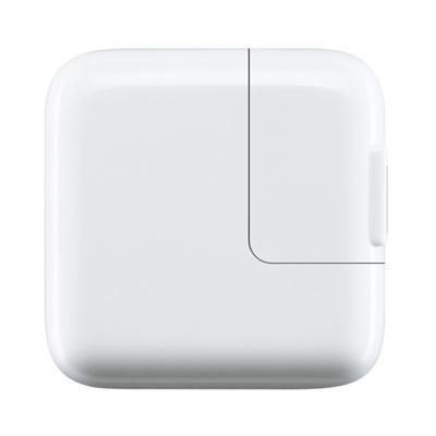 Apple oplader: 12W USB - Wit