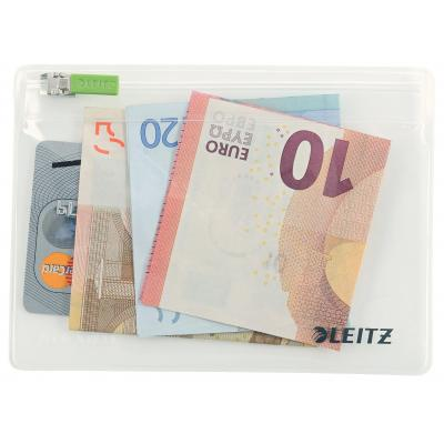 Leitz hoes: 95 x 1 x 130 mm, PVC - Transparant