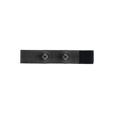Garmin camera riem: Zachte band voor hartslagmeter (vervanging) - Zwart