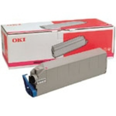 OKI cartridge: Magenta Toner Cartridge for C9200/C9400