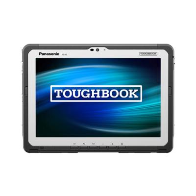 Panasonic Toughbook FZ-A3 Tablet - Zwart,Zilver