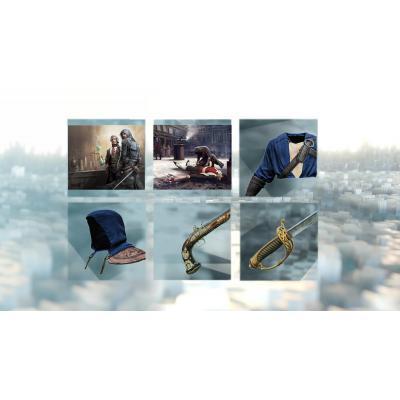 Ubisoft : Assassin's Creed Unity Secrets of the Revolution