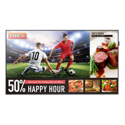 Samsung public display: Full HD Smart Signage TV RMH 49 inch - Zwart