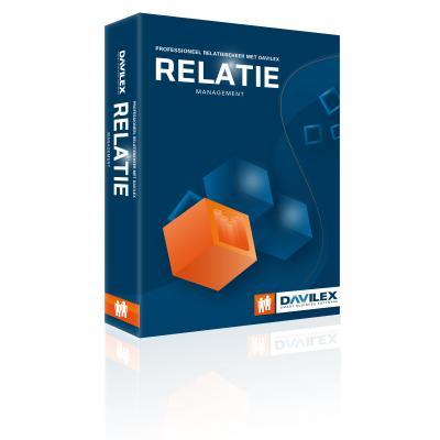 Davilex boekhoudpakket: Relatie