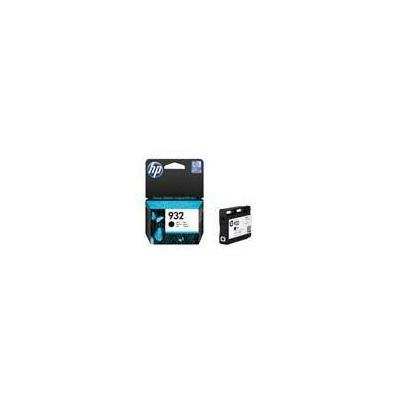 Hp inktcartridge: 932 - Zwart