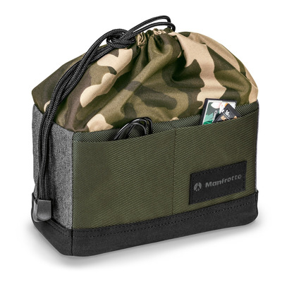 Manfrotto MB MS-P-GR Cameratas - Camouflage, Groen