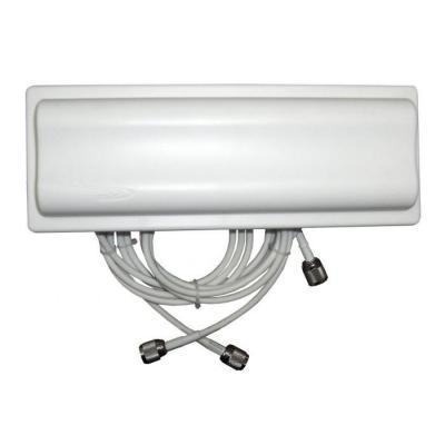 Ventev 2.4 GHz, 3 dBi, RPTNC Antenne - Wit