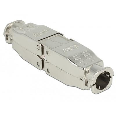 DeLOCK 86428 Kabel connector - Zilver