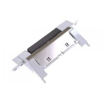 Hp printing equipment spare part: Separation pad assembly - Roestvrijstaal, Wit