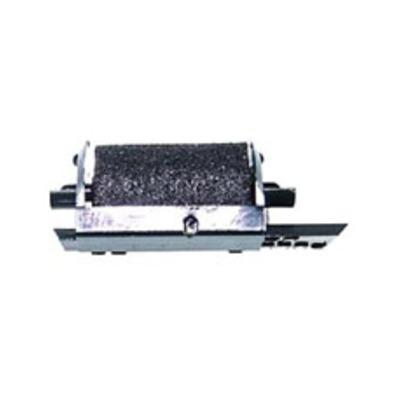 Casio transfer roll: Inktrol - Zwart, Zilver