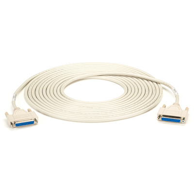 Black Box 7.6 DB25 Seriele kabel