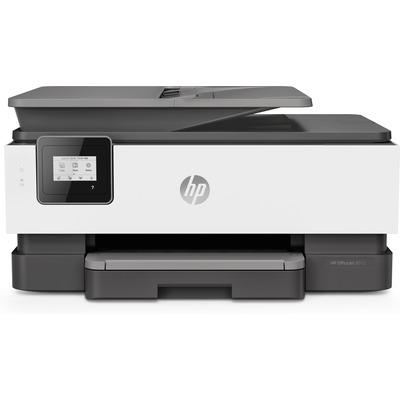 HP OfficeJet Pro 8012 Multifunctional - Grijs