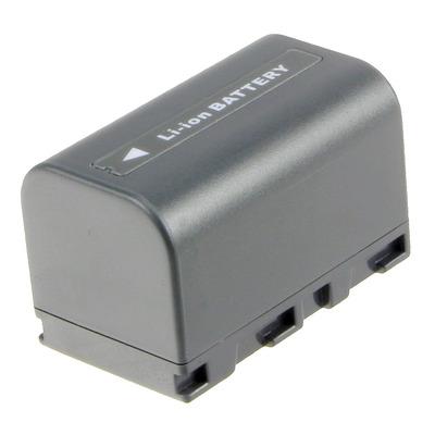 2-Power Camcorder batterij 7,2V (1500 mAh) - Zwart