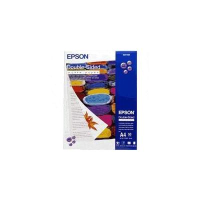 Epson fotopapier: Double-Sided Matte Paper, DIN A4, 178g/m², 50 Vel