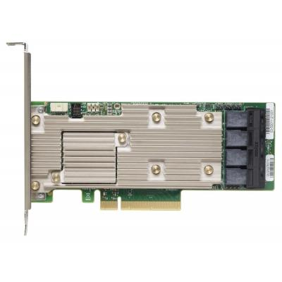 Lenovo raid controller: ThinkSystem RAID 930-16i 4GB Flash PCIe 12Gb Adapter