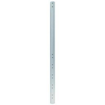 Newstar flat panel plafond steun: LCD/Plasma/LED verlengbuis - Zilver